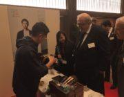 外務省飯倉公館で岩手県PR活動に参加させていただきました。